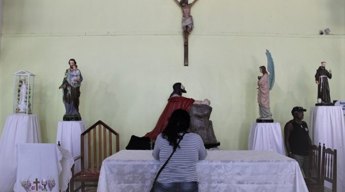 Horto Transmite Missa Dominical Pelo Facebook