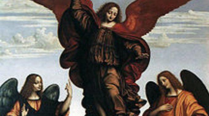 Dia Dos Arcanjos Miguel, Gabriel E Rafael
