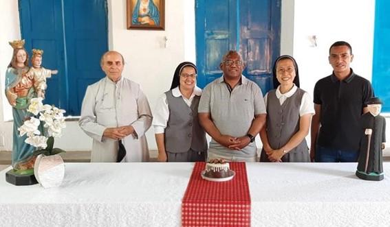 Família Salesiana, Em Juazeiro Do Norte, Celebra A Vocação Sacerdotal